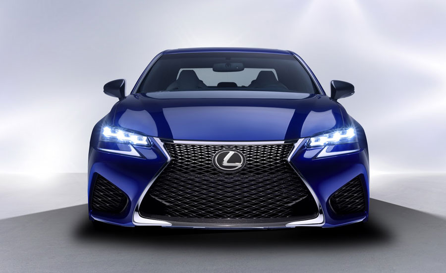 Lexus GS F Yaguchi Interview