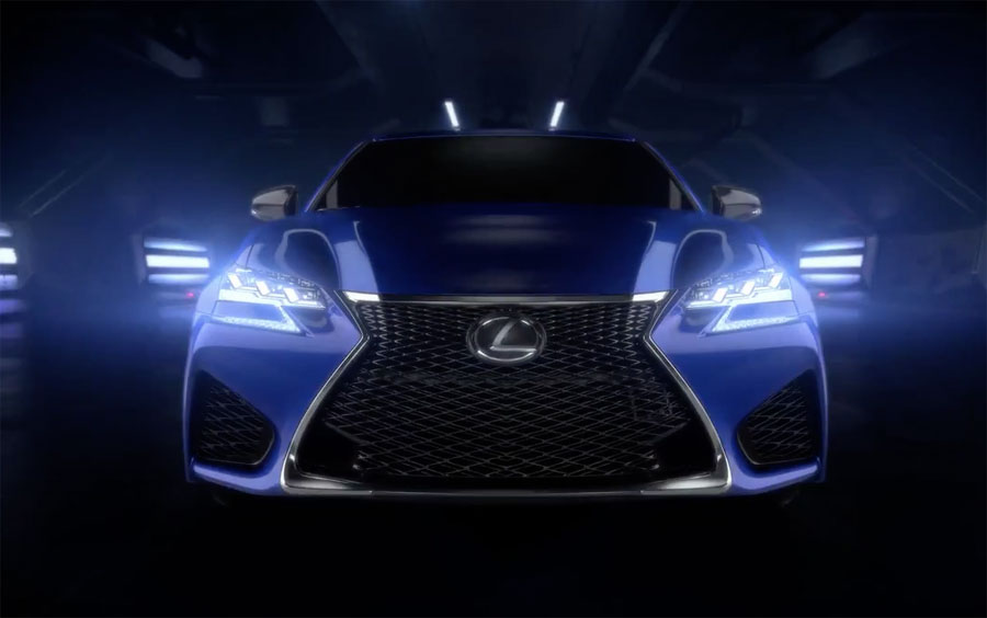 Lexus GS F Video Introduction