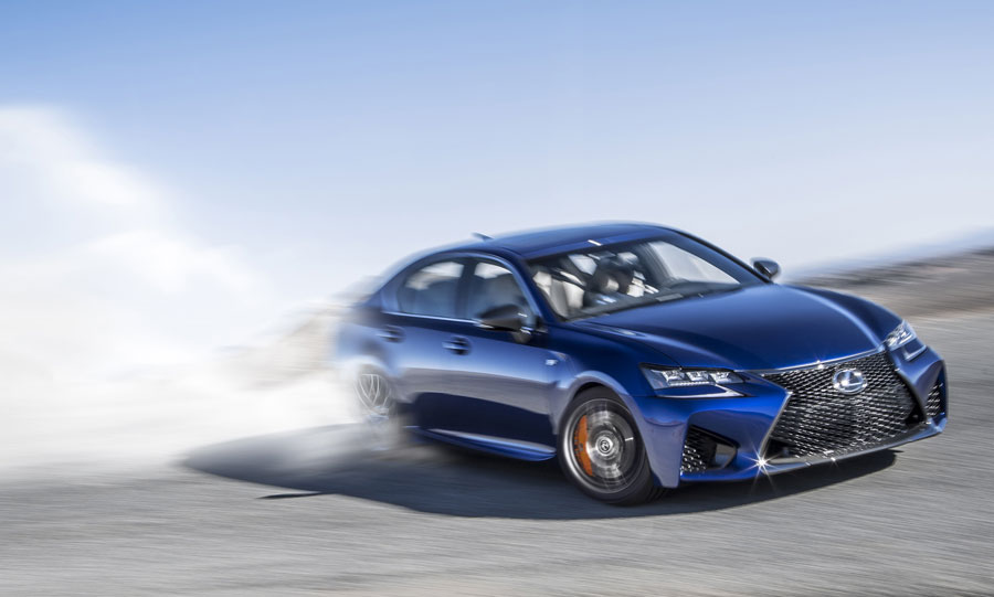 Lexus GS F Photo Gallery