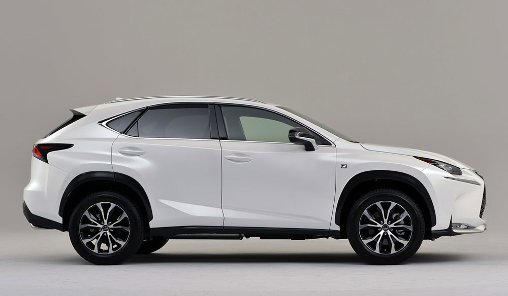 Lexus NX Increased Production