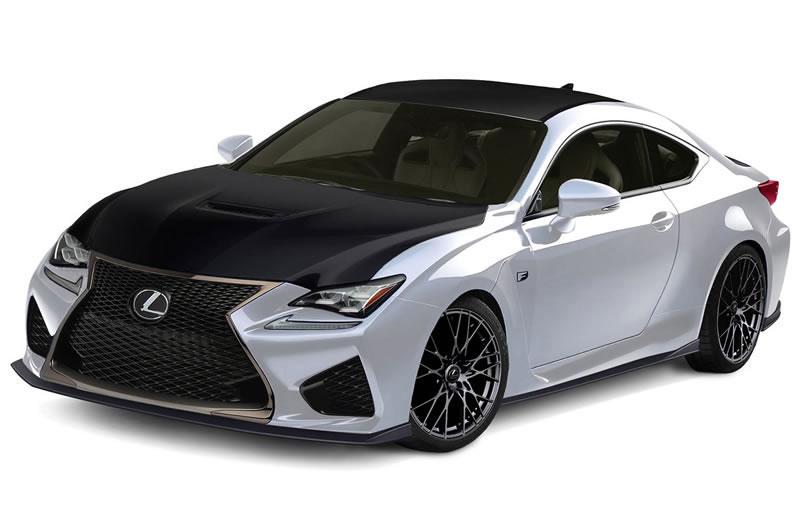 Lexus RC F CCS-P Concept