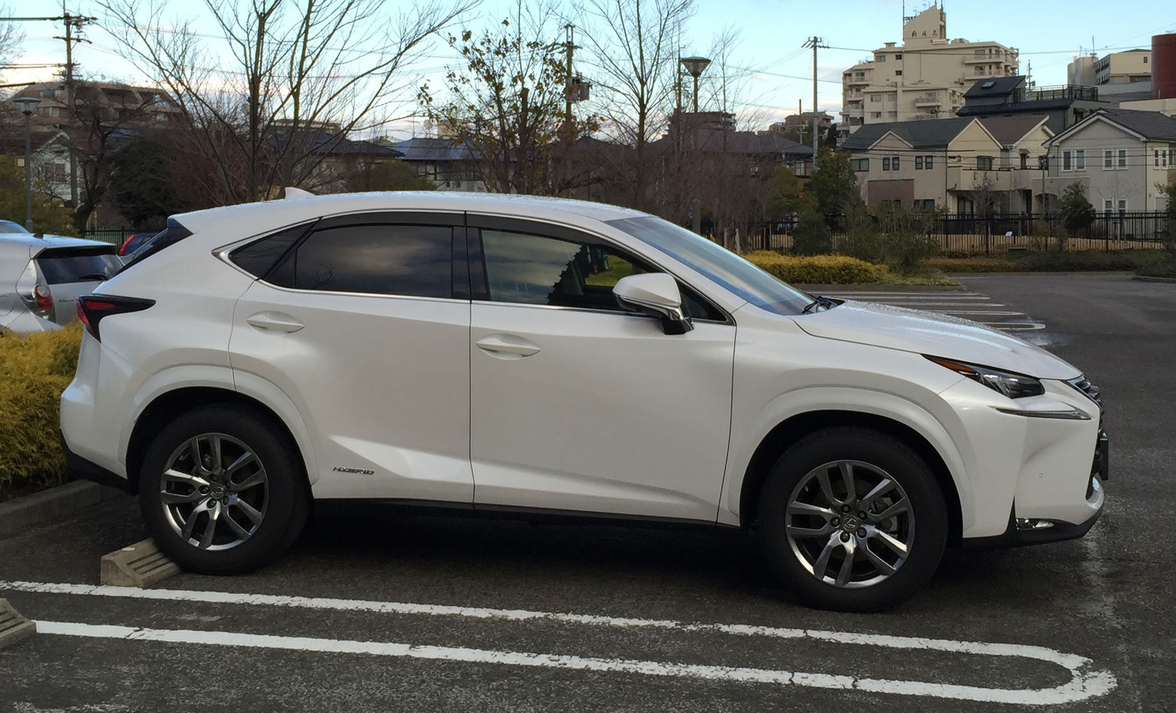 Custom Color Coded Lexus Nx Spotted In Japan Lexus