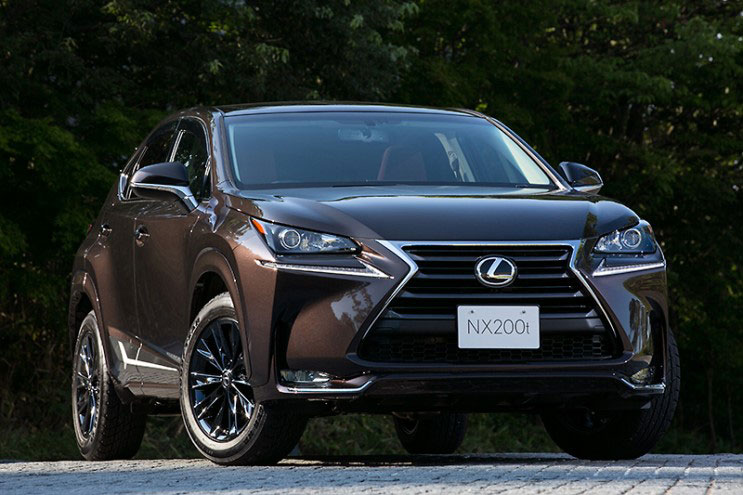 Lexus NX Custom Japan