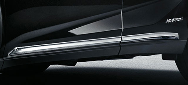 Lexus NX Side Chrome