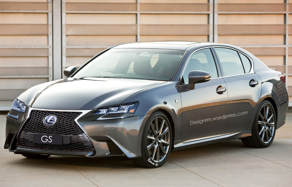 What will the 2016 Lexus GS Update Look Like? | Lexus Enthusiast Lexus Enthusiast