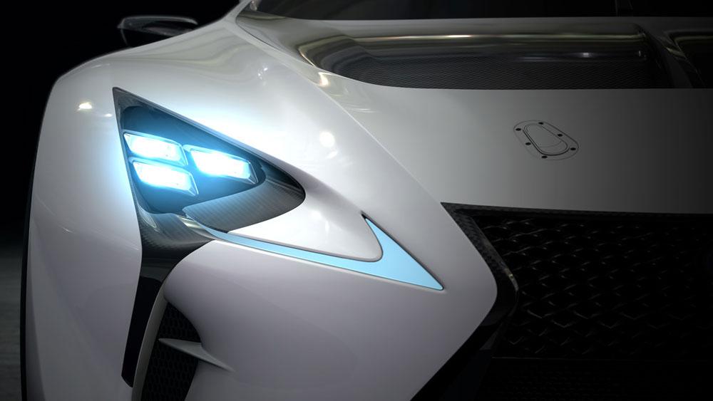 Lexus LF-LC Concept GT6