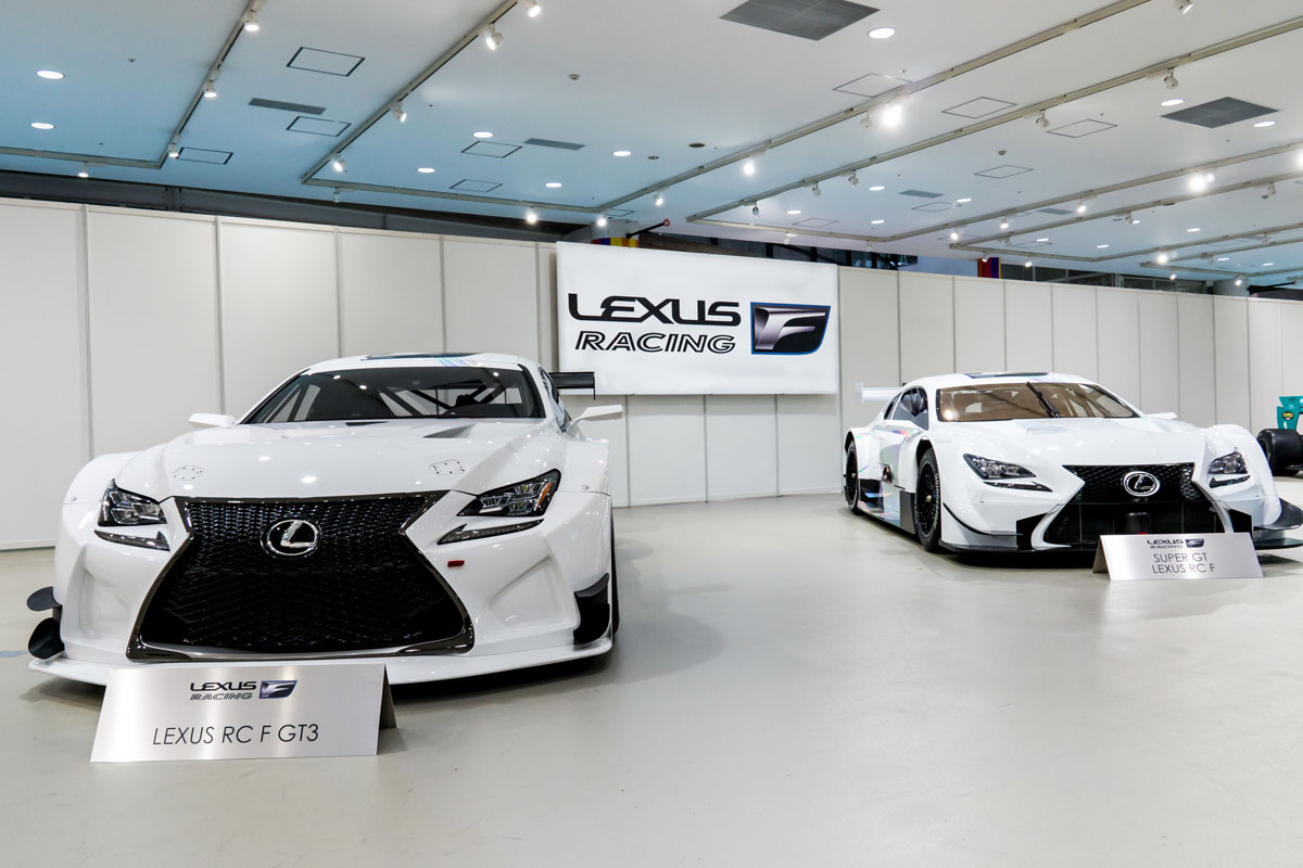 Lexus Racing Schedule