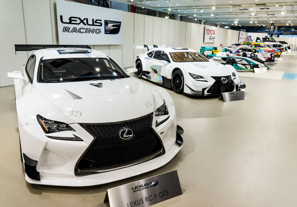 Lexus RC F GT3 Car