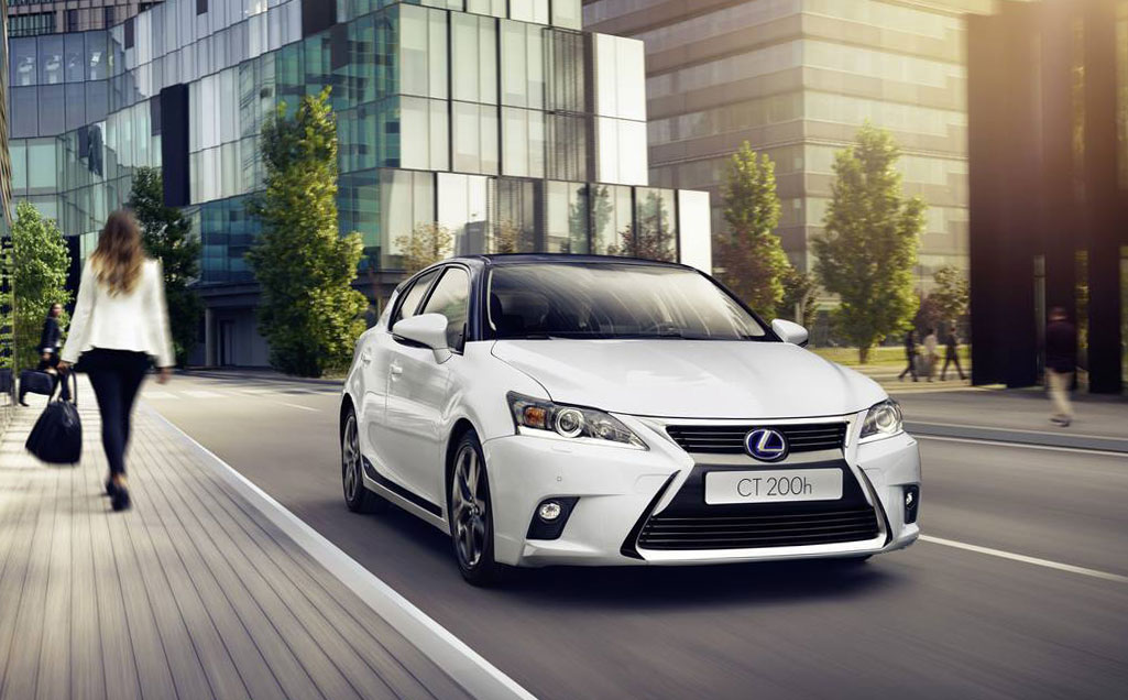Lexus CT 200h Special Edition Europe