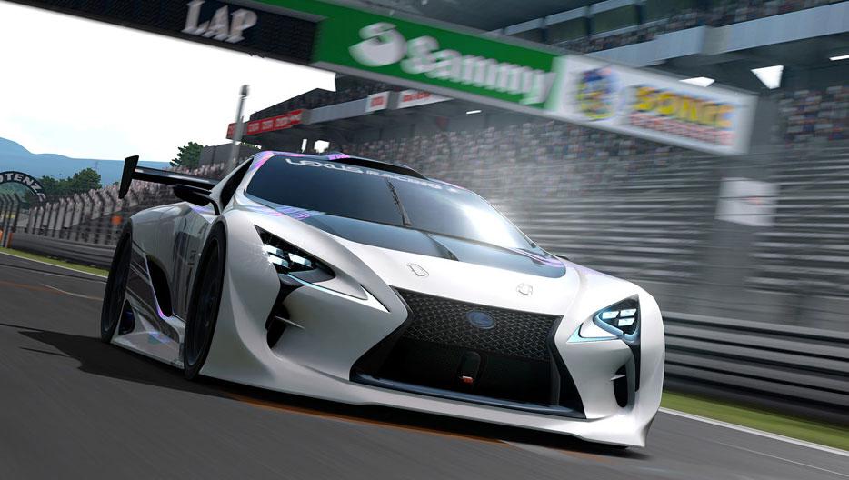 Lexus LF-LC GT