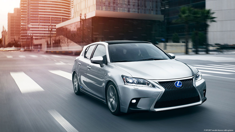 Will Lexus Release A Turbocharged Ct 200t Lexus Enthusiast