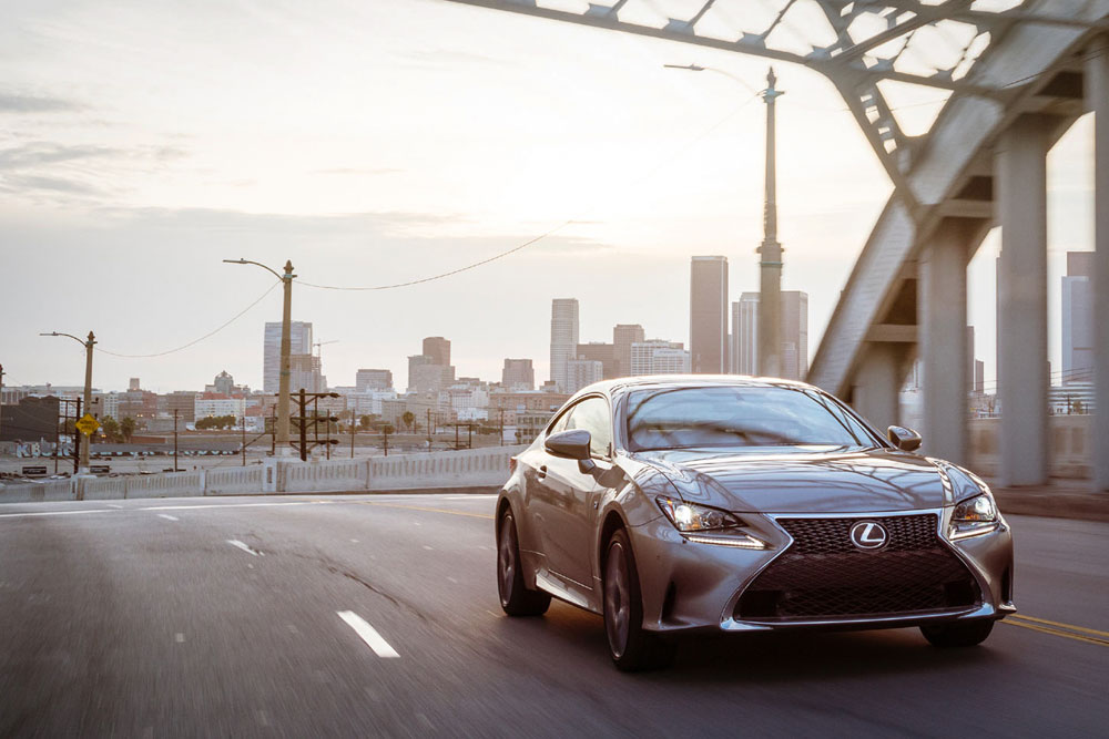 Lexus RC World Car of the Year