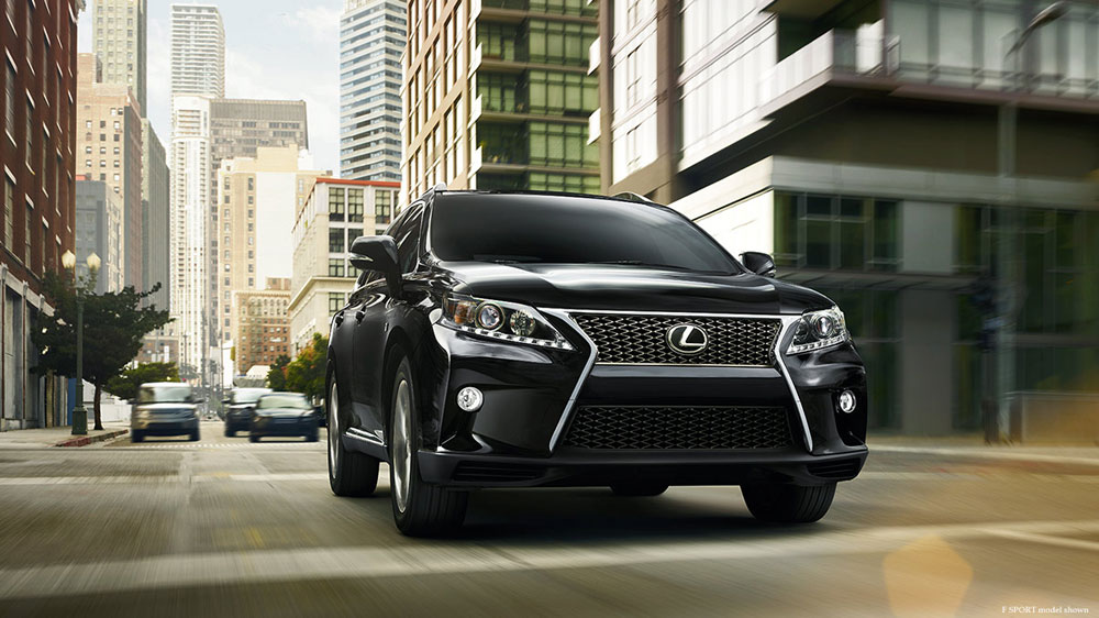 Lexus RX Next-Generation