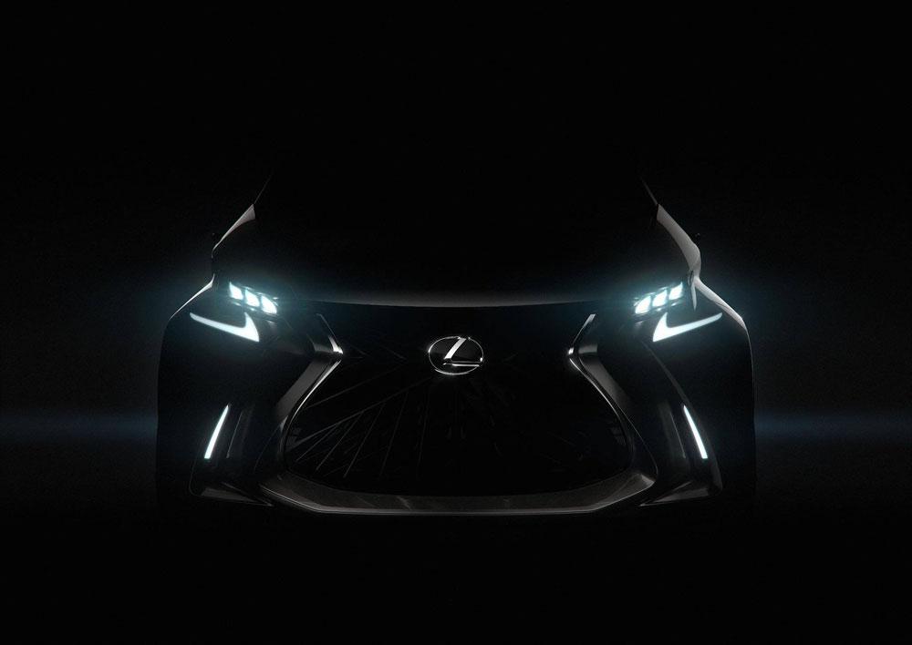 Lexus LF-SA Full