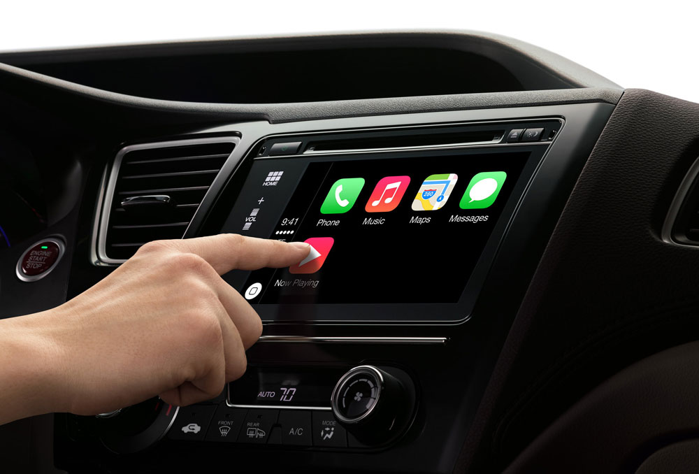 Lexus CarPlay Android Auto