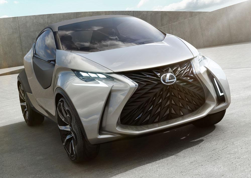 Lexus LF-SA Front