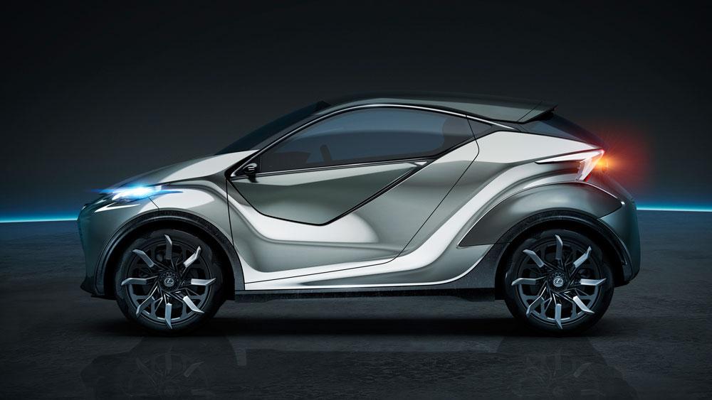 Lexus LF-SA Side