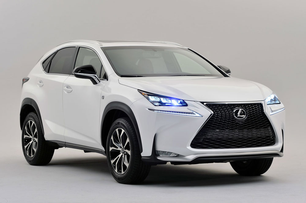 Lexus NX Crash Safety