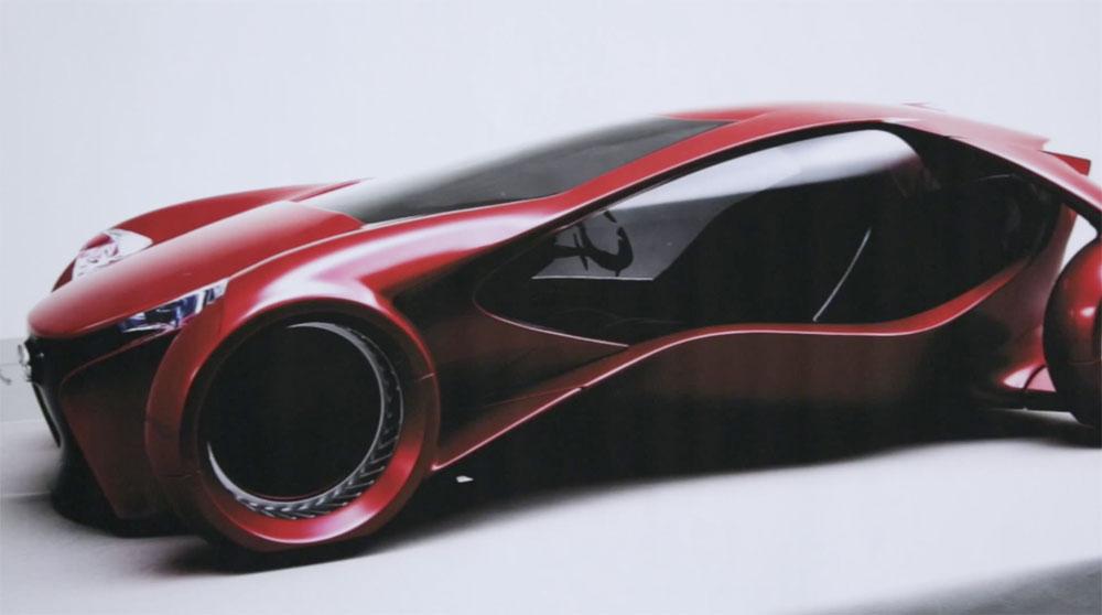 Lexus IS Designer LF-SH