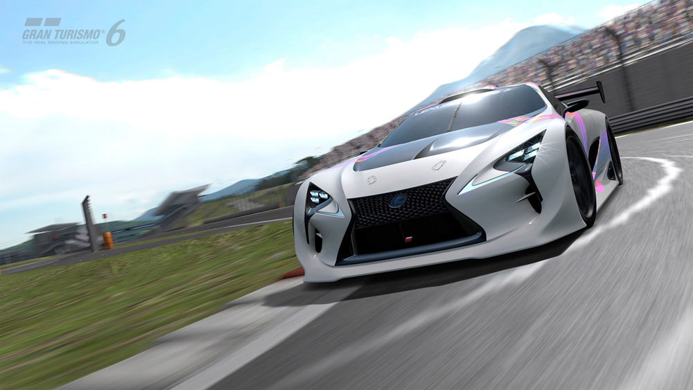 Lexus LF-LC Vision GT