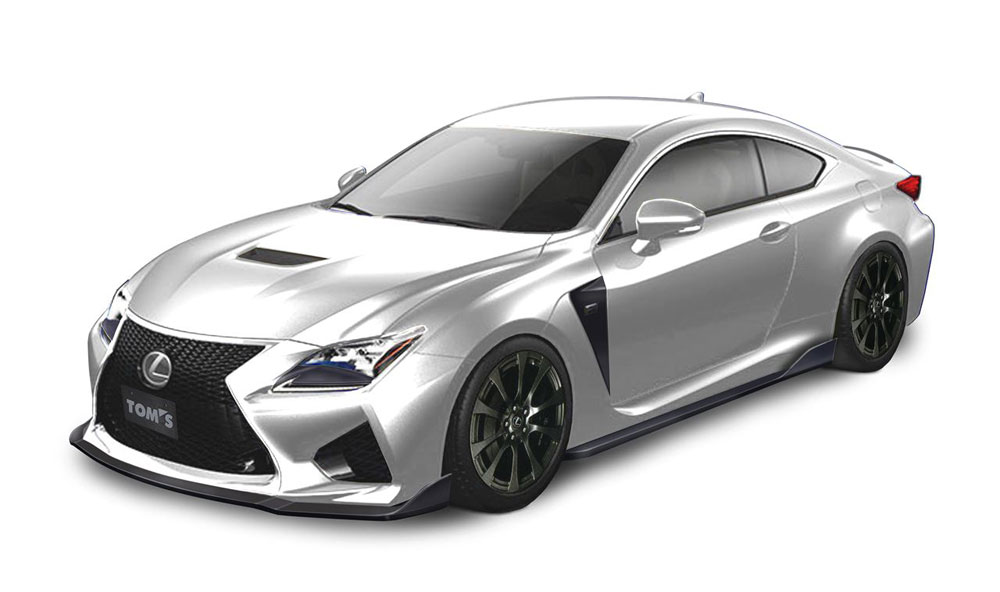 Lexus RC F TOM'S Aero Kit