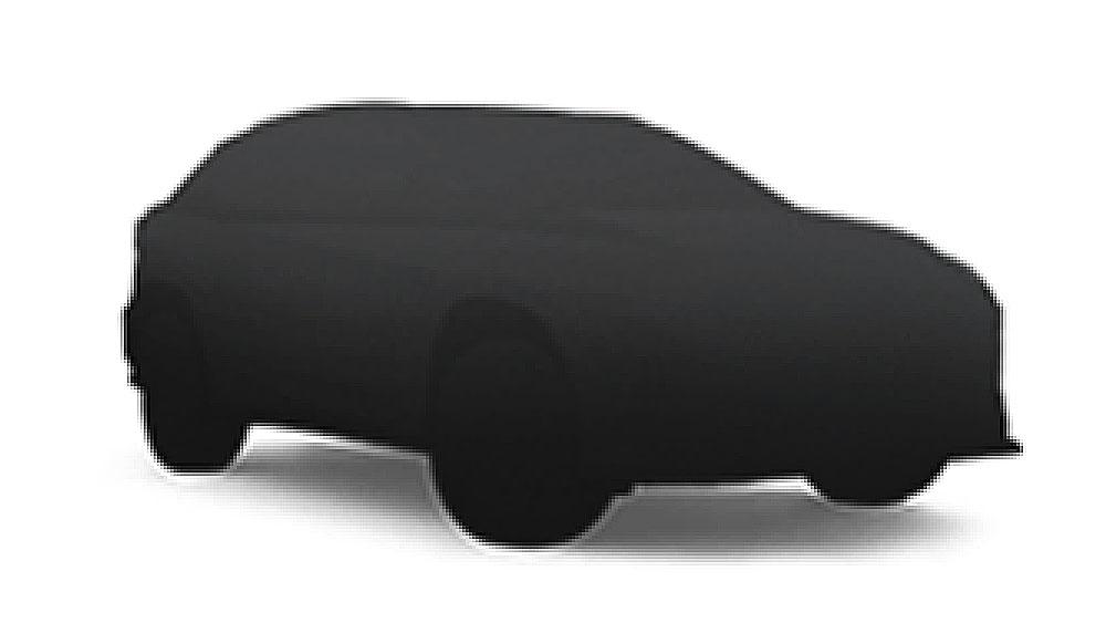 Lexus RX Silhouette