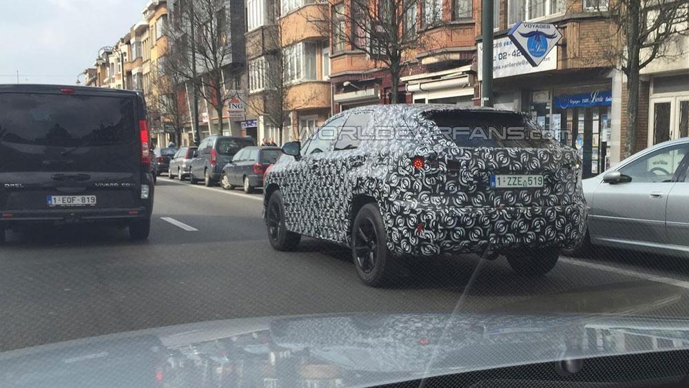 Lexus RX Prototypes