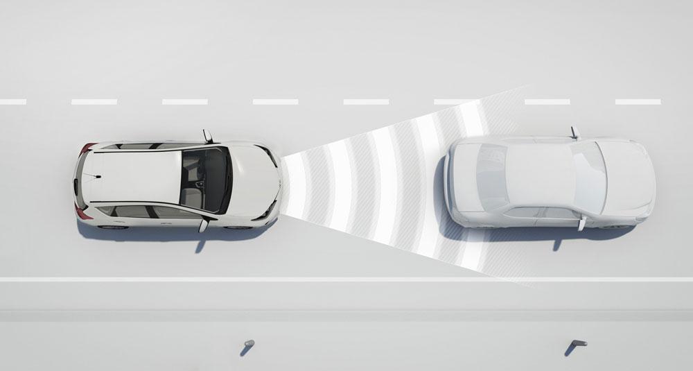 Lexus RX Safety System Plus