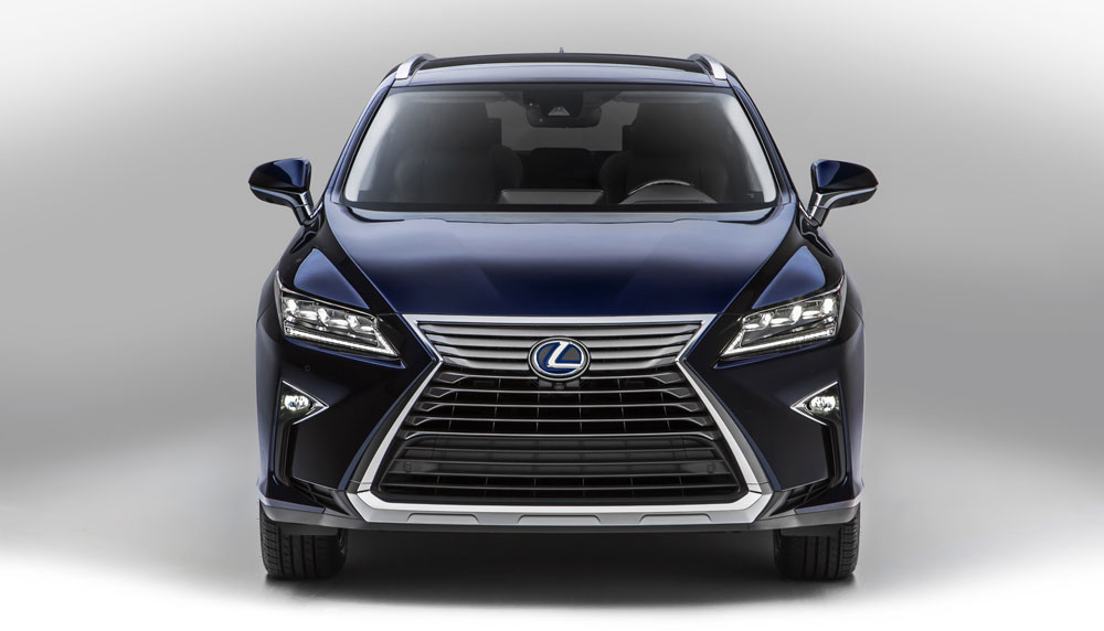 Videos the 2016 lexus rx 350 f sport rx 450h lexus enthusiast sciox Gallery