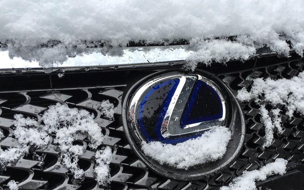 Lexus CT Badge Blog