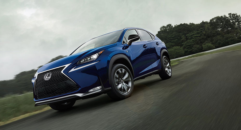 Lexus NX USA Shortage