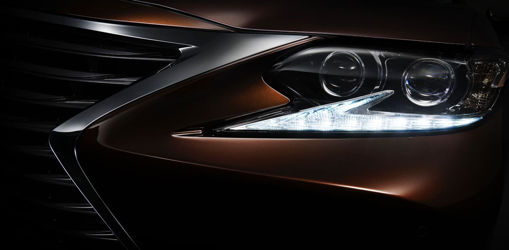 Lexus ES Update