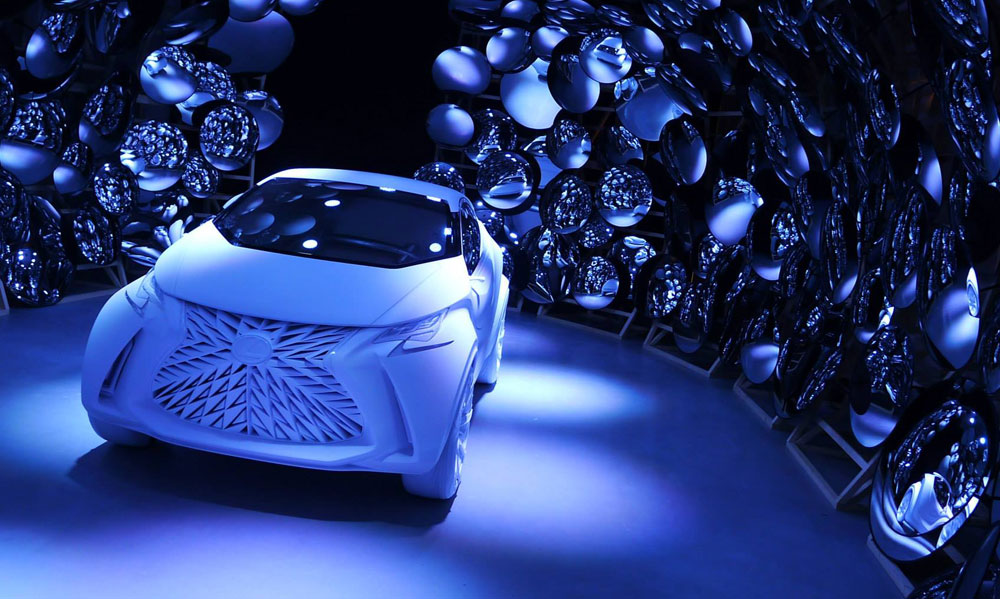 Lexus LF-SA Special Edition Milan