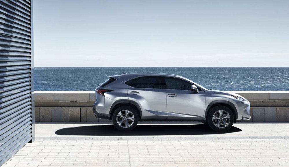 Lexus Europe NX Sales