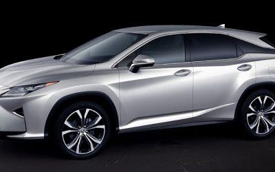 ... The 2016 Lexus RX 350 in Silver | Lexus Enthusiast | North Park Lexus