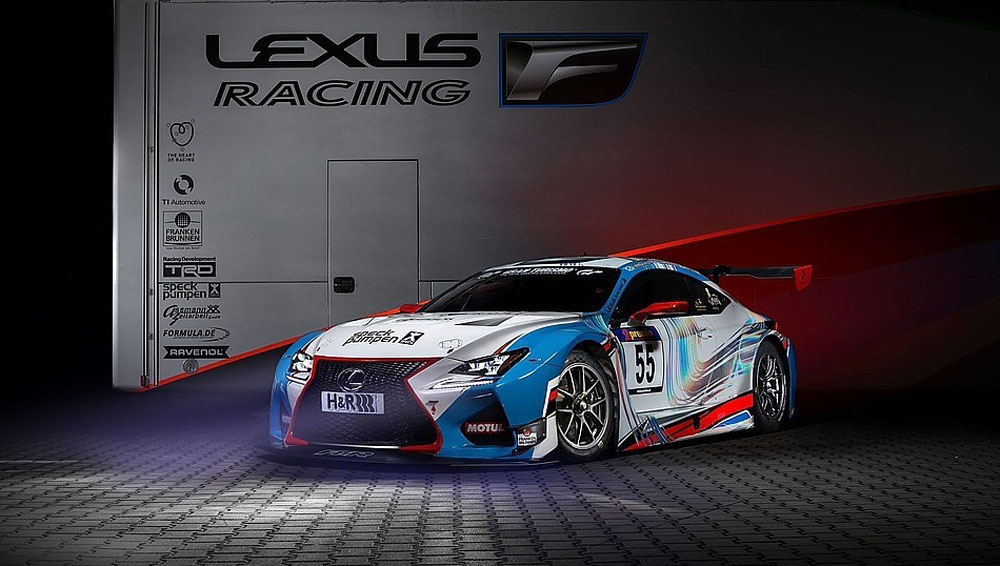 Lexus RC F GT3 Team