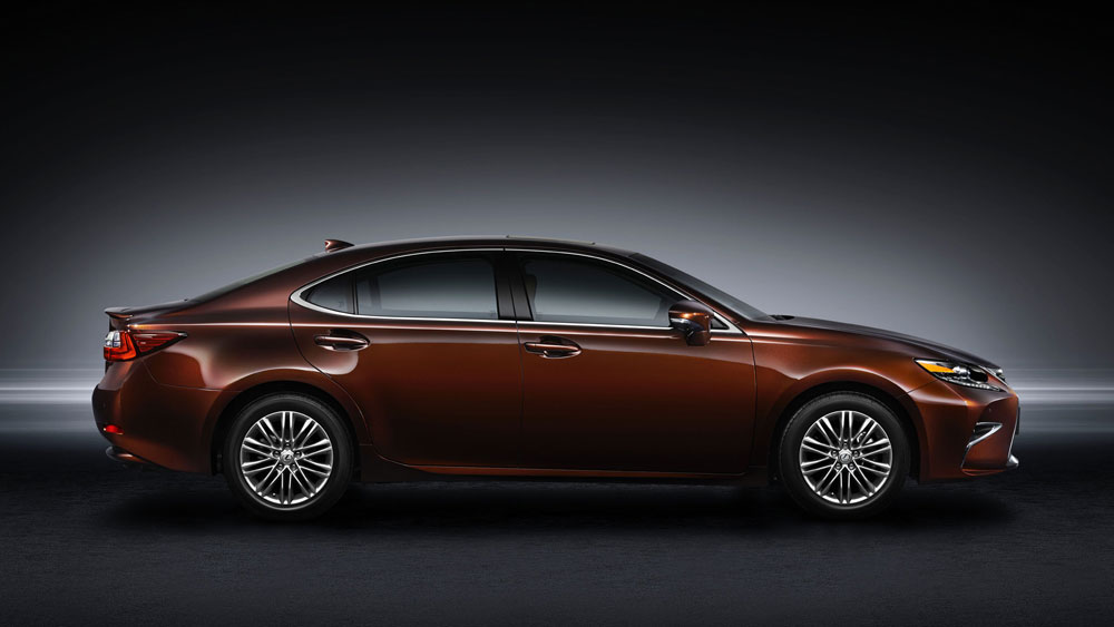 Lexus ES 2016 Kentucky Update