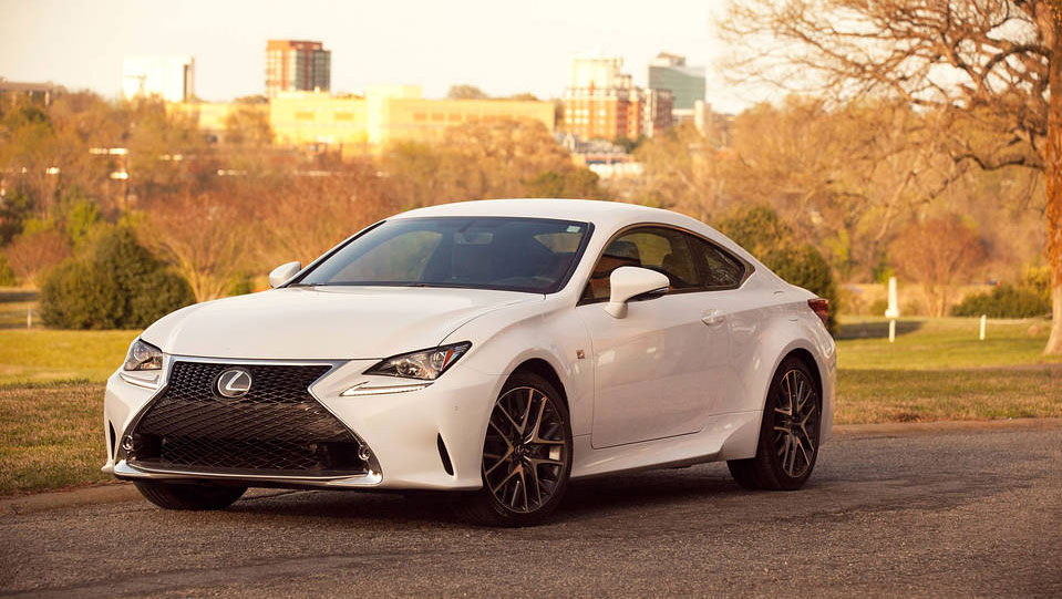 Dan Neil Reviews The 2017 Lexus Rc 350 F Sport