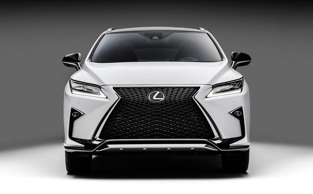 Lexus RX 2016
