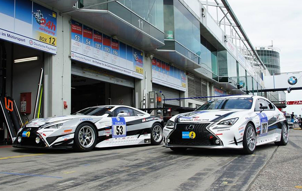 Lexus Racing Teams Gazoo