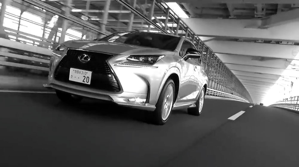 Lexus NX 20t TOM'S Aero Kit