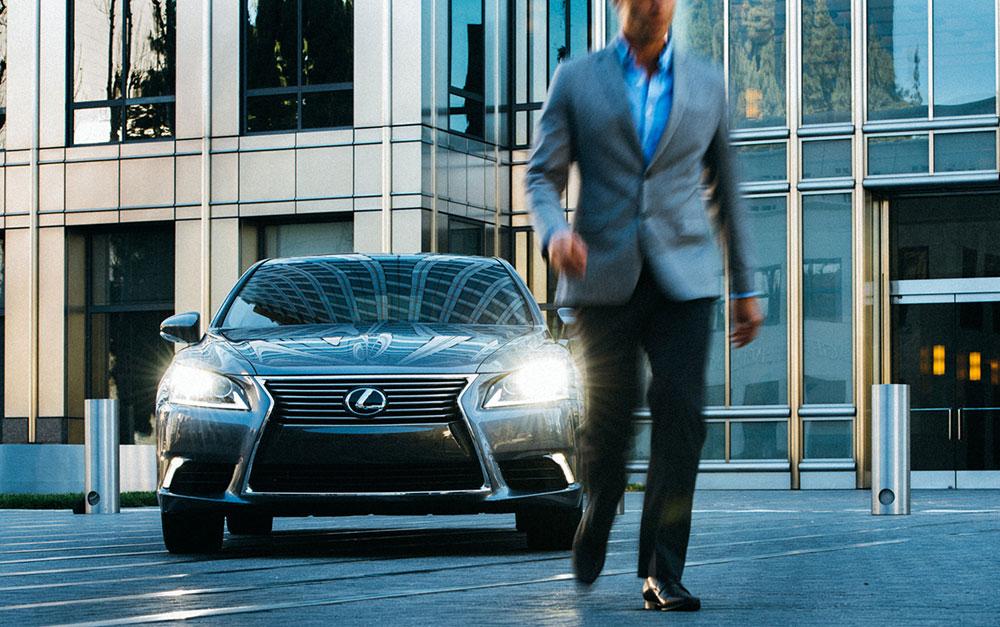 Lexus LS Brandz Study