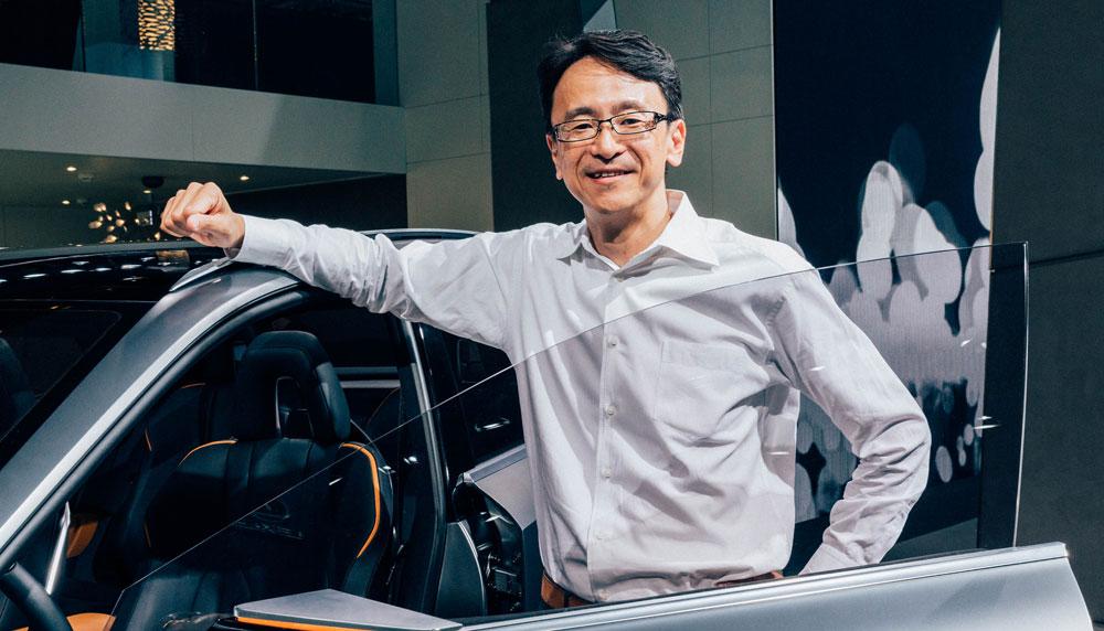 Lexus Takeshi Tanabe