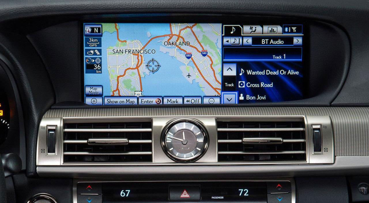 Lexus Infotainment System