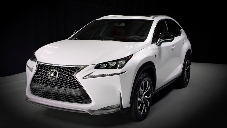 Lexus NX Excitement Level