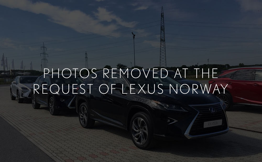 New Photos of the 2016 Lexus RX