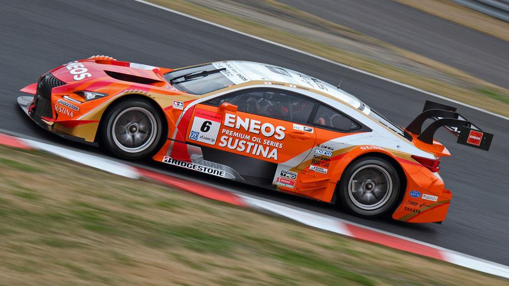 Lexus RC F GT500 Eneos Sustina