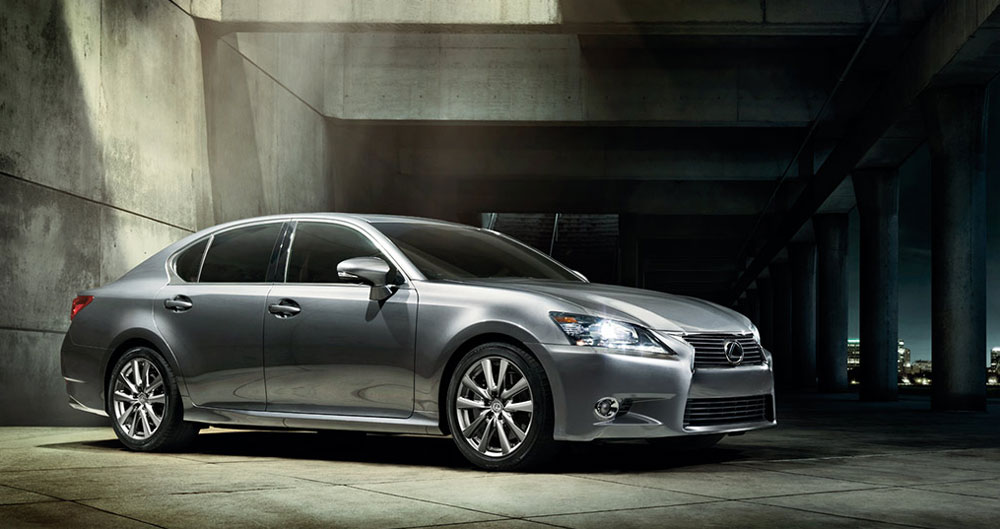 Lexus GS Sales Report June 2015