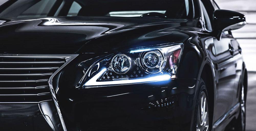 Lexus LS Next-Generation