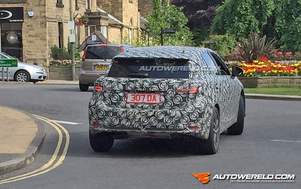 Lexus CT Next-Generation Prototype